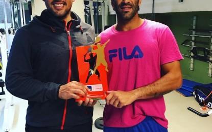 Dobles : Machi Gonzalez y Sergio Galdos campeones en Brasil
