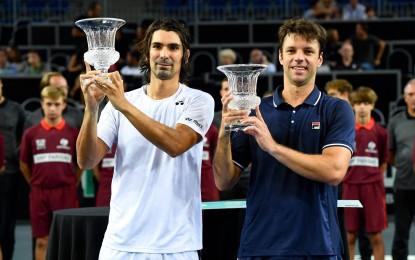 Horacio Zeballos y Julio Peralta se consagraron en el ATP 250 de Metz