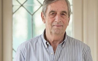 Armando Cervone, presidente de la Asociación Argentina, elegido como vicepresidente de la Confederación Sudamericana de Tenis