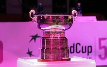 Primera ronda de la Fed Cup en Argentina