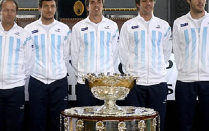Argentina – Republica Checa, luchando por un lugar en la final