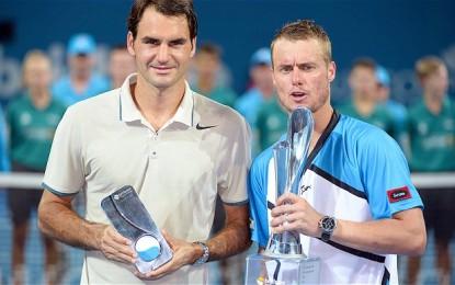 Hewitt campeón en Brisbane