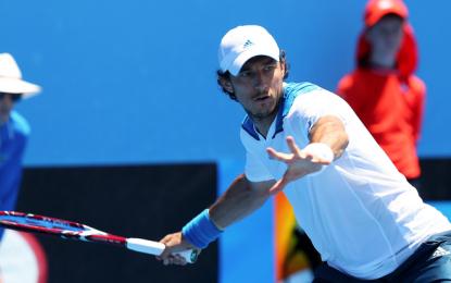 Los argentinos en el Australian Open: día 1
