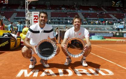 Nestor y Zimonjic campeones en dobles