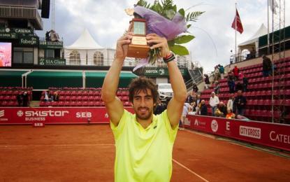 Pablo Cuevas campeón del Abierto de Suecia