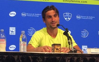 Cincinnati: Federer , Ferrer, Benneteau y Raonic en semifinales