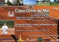 """Pinamar : El 29 y 30 de noviembre se jugará la segunda edición de la """"Copa Dock de Mar""""  con la presencia de Bettina Fulco"""