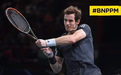 Murray califica para las finales 2014 en Londres
