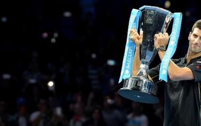 La final que no se jugó : Djokovic campeón y la baja de Roger
