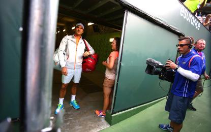 Indian Wells : Djokovic,  Murray,  Federer y Raonic a un paso de la final .