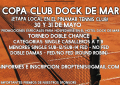 """El 30 y 31 de Mayo se jugará la """"Copa Club Dock de Mar"""" etapa Pinamar está abierta la inscripción."""