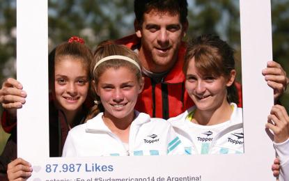 Sudamericano 14 años: los chicos finalistas y al mundial.