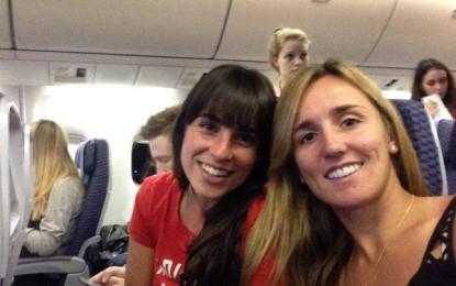 El equipo argentino rumbo a Toronto