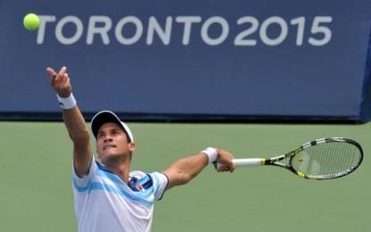 Facundo Bagnis y Guido Andreozzi avanzaron hoy a las semifinales de singles masculinos