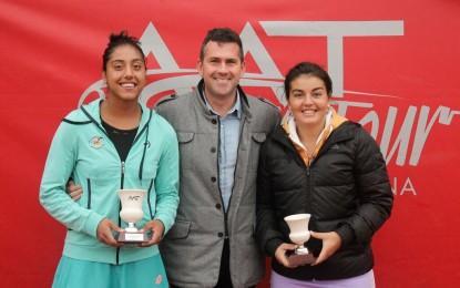 Women's Circuit 4: Seguel repitió título en el Tenis Club Argentino de Olivos