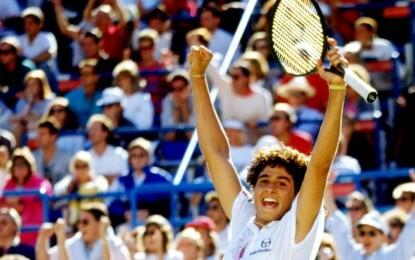 Se cumplen 25 años que Gabriela Sabatini conquistaba el US Open