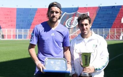 Hernán Casanova se consagró campeón del Future de San Lorenzo