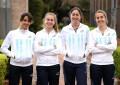 Argentina se prepara para la Junior Davis Cup y la Junior Fed Cup