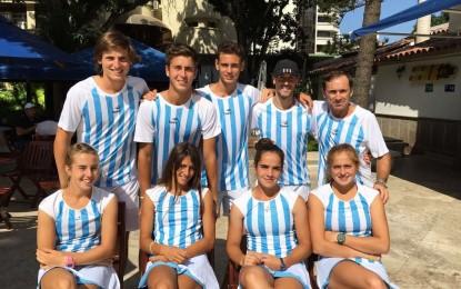 Desarrollo: los juniors argentinos arrasaron en la etapa Colombia de la Gira COSAT