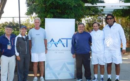 El Sudamericano Individual de Mar del Plata cerró la Gira COSAT 2016