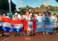 Sudamericano Sub 12: los varones salieron segundos y las chicas terceras