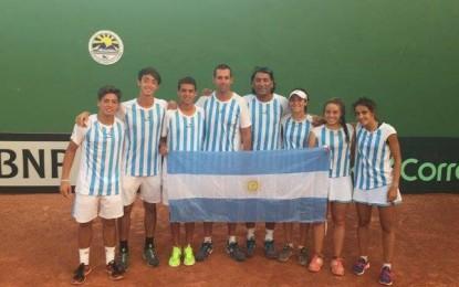Sub 16: Argentina arrasó en Brasil