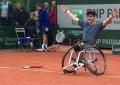 Gusti Fernandez campeón de Roland Garros