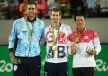 Juan Martín Del Potro obtuvo la medalla de plata en los Juegos Olímpicos