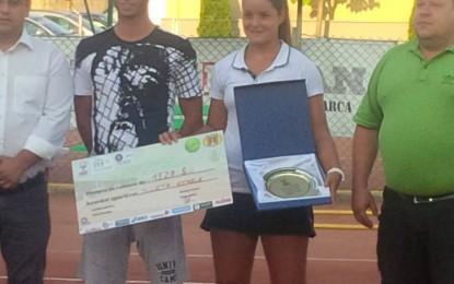 Julieta Estable campeona en Rumania