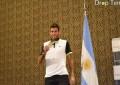 """Juan Martín del Potro ganó el premio al """"Regreso del Año"""" de la ATP"""