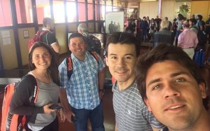 Nuestro Tenis dio una Clínica Abierta en el Club Itapúa en Misiones