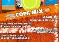 """Pinamar: Te invitamos a participar de la """"Copa Mix"""" el 4 y 5 de marzo"""