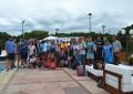 """Pinamar: Se llevó a cabo la """"Copa Mix """" en El Tennis Pinamar Resort"""