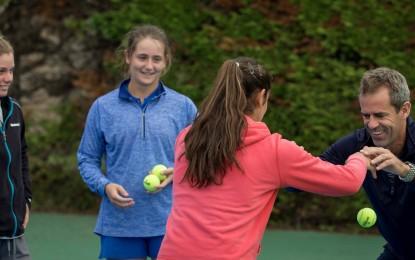 Los Sub 16, a paso firme en el Sudamericano clasificatorio a la Junior Davis & Fed Cup