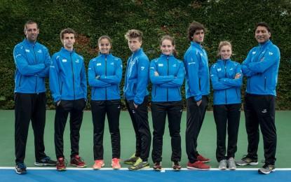 La Argentina, en las finales masculina y femenina del Sudamericano Sub 16 y clasificada a la Junior Davis & Fed Cup