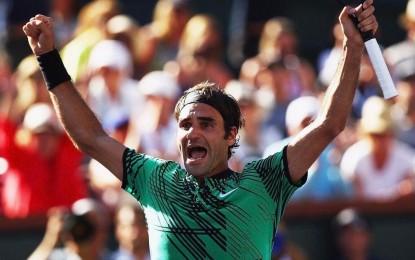 La magia continúa: Roger Federer campeón del Miami Open