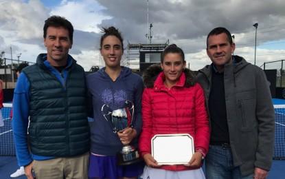 Catalina Pella se impuso en Tigre; la Copa de Todos en Darling Tennis Club