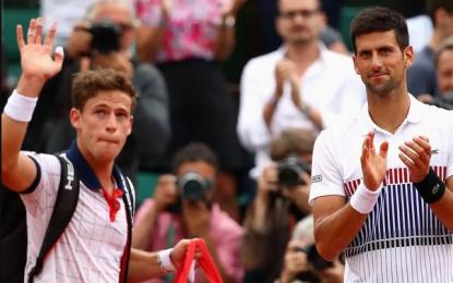 Roland Garros: Schwartzman no ganó pero dió batalla a Djokovic