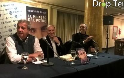 """Se presentó oficialmente el primer libro de Sebastian Torok: """"El Milagro Del Potro"""""""