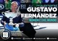 Tenis Adaptado: Gustavo Fernandez será el número uno del mundo