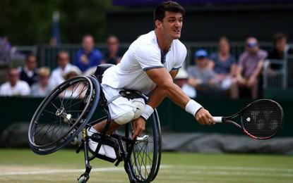 Gustavo Fernandez sub campeón en Wimbledon