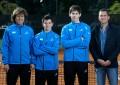 Los chicos Sub 14 se preparan en Europa para el Mundial de la categoría