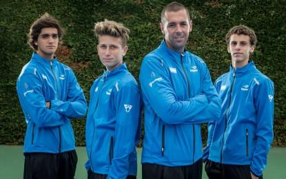 Juniors : Los chicos terceros en Davis Cup y las chicas sextas en Fed Cup