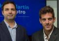 Luciano Pazcel, gerente de Marketing del grupo San Cristóbal y el apoyo al tenis argentino