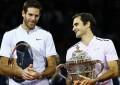 Basilea: Roger Federer venció a Juan Martín del Potro y se consagró campeón