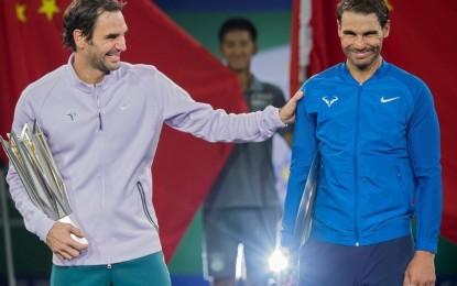 Shangai : Roger Federer se coronó en este Masters 1000
