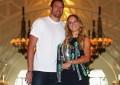 Caroline Wozniacki se comprometió con el jugador de la NBA David Lee
