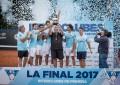 Gimnasia y Esgrima de Buenos Aires campeón del Interclubes de primera división