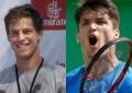 Olimpia de Plata para Diego Schwartzman y Gusti Fernandez