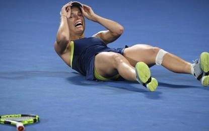 Carol Wozniacki campeona en Australia y se ubica número 1 en el ranking